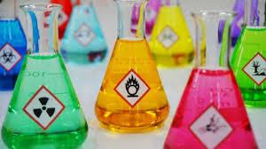 آموزش مواجهه با مواد شیمیایی