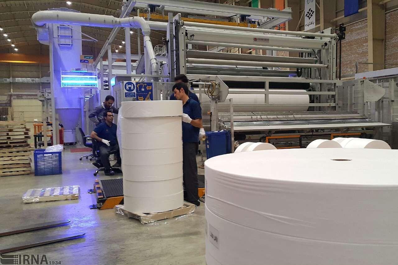۸.۵ میلیارد قطعه پارچه ماسک سال گذشته در شهرستان ملایر تولید شد